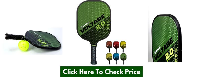Gamma Voltage Sports 2.0 Pickleball Paddles