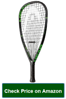 Head Graphene Radical Racquetball Racquet Review