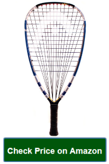 Head Liquid Metal Racquetball Racquet Review