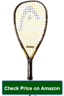 Head i.165 Racquetball Racquet Reviews