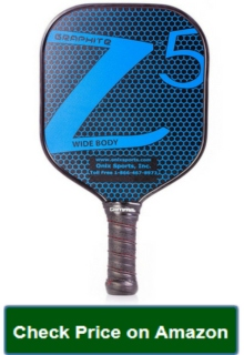 Onix Z5 Graphite Pickleball Paddle reviews