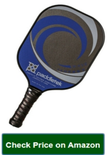 PaddleTek Tempest Wave Pickleball Paddle