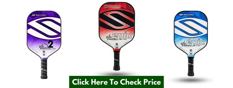 Selkirk Amped Pickleball Paddles Review