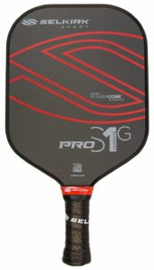SelkirkSport Pro S1 C pickleball paddle