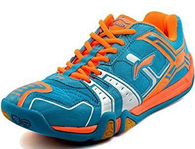 LI-NING Men's Saga TD Professional Badminton Sports Shoes
