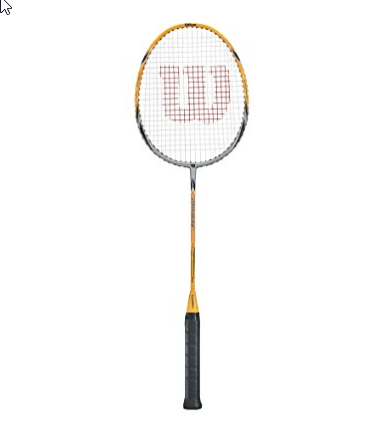 Wilson Strike Badminton Racquet