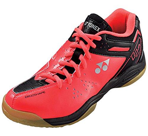 Yonex Men's Power Cushion SHB-02 LTD Limited Edition Badminton Shoe-Bright Red