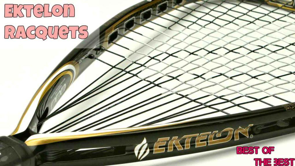 ektelon racquetball racquets review