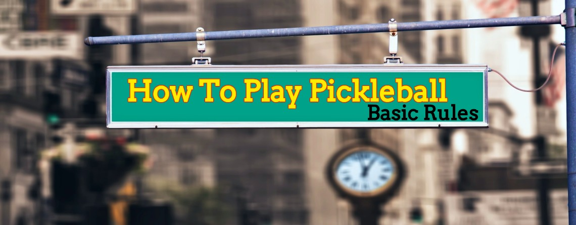 How To Play Pickleball (Rules-Ins and Outs)
