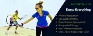 Everything about racquetball