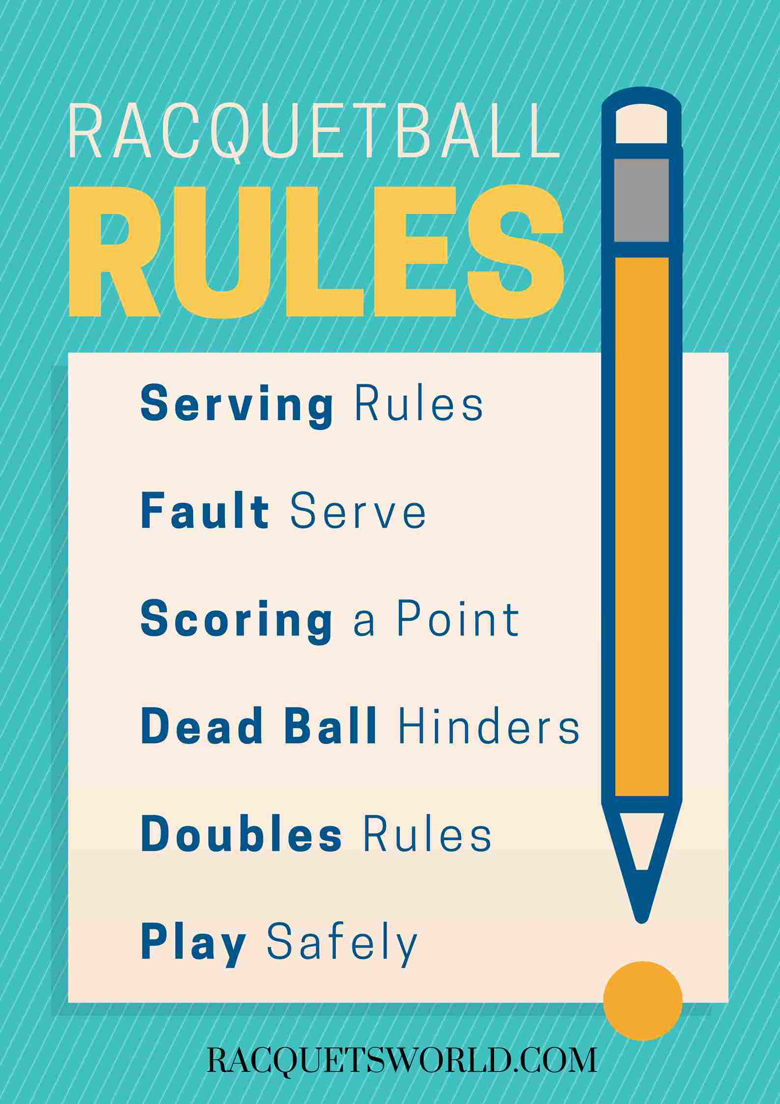 how to play racquetball rules that everyone should know