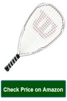 wilson nlite racquetball racquet