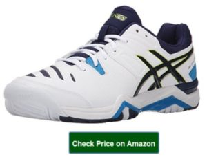 ASICS Men's Gel-Challenger 10 Tennis and Pickleball Shoes