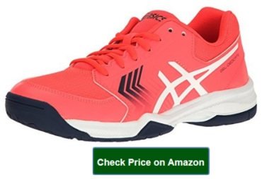 ASICS Women's Gel-Dedicate 5 Tennis and Pickleball Shoe