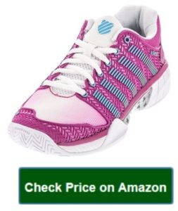 K-SWISS Women's Hypercourt Express-W Tennis Shoe