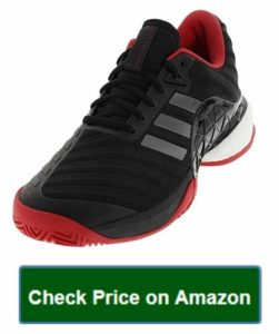 Adidas 2018 Men's Barricade Boost Pickleball shoes