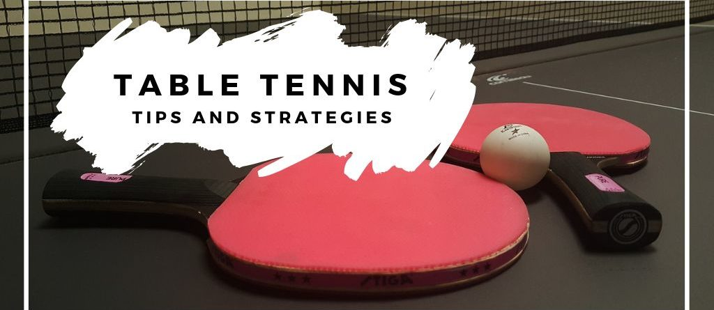 How To Be Good At Ping Pong