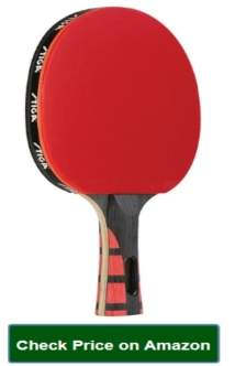 Stiga Evolution performance level table tennis racket review