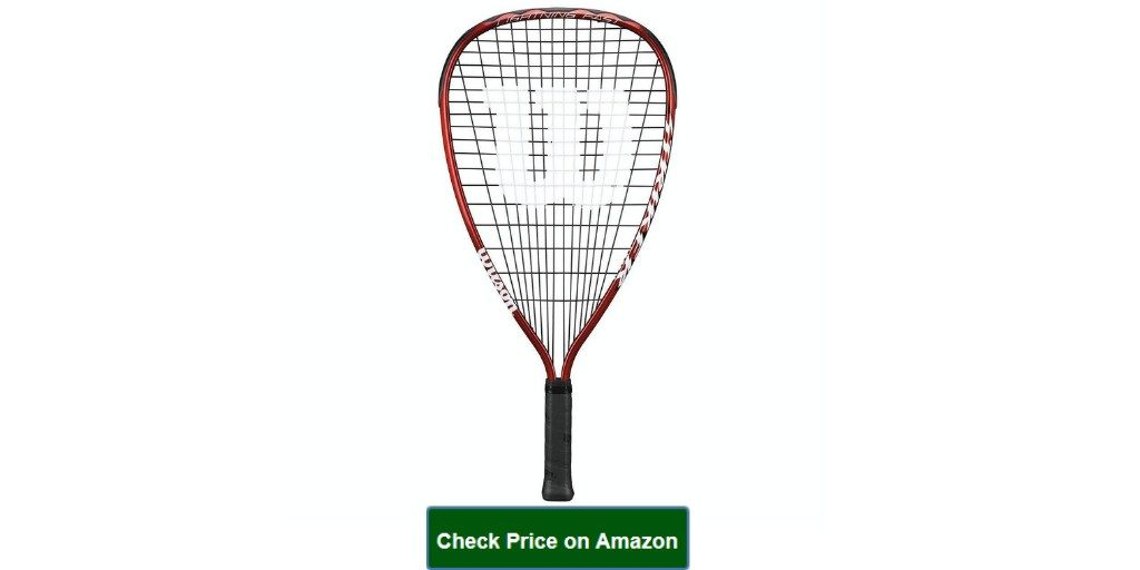 Wilson Striker Best Racquetball Racquet under 50