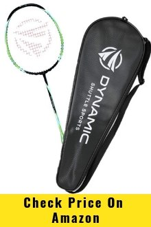 Dynamic Shuttle Sports Titan G-Force 7