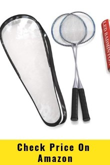 Trained Basic Badminton Racket