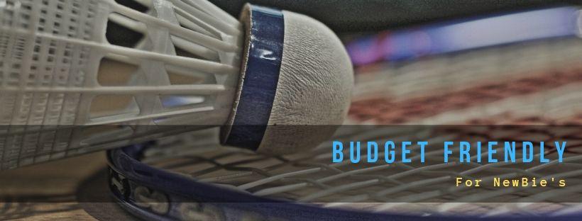best budget badminton racket