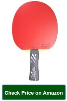 Butterfly Balsa Carbo X5 Blade Racquet