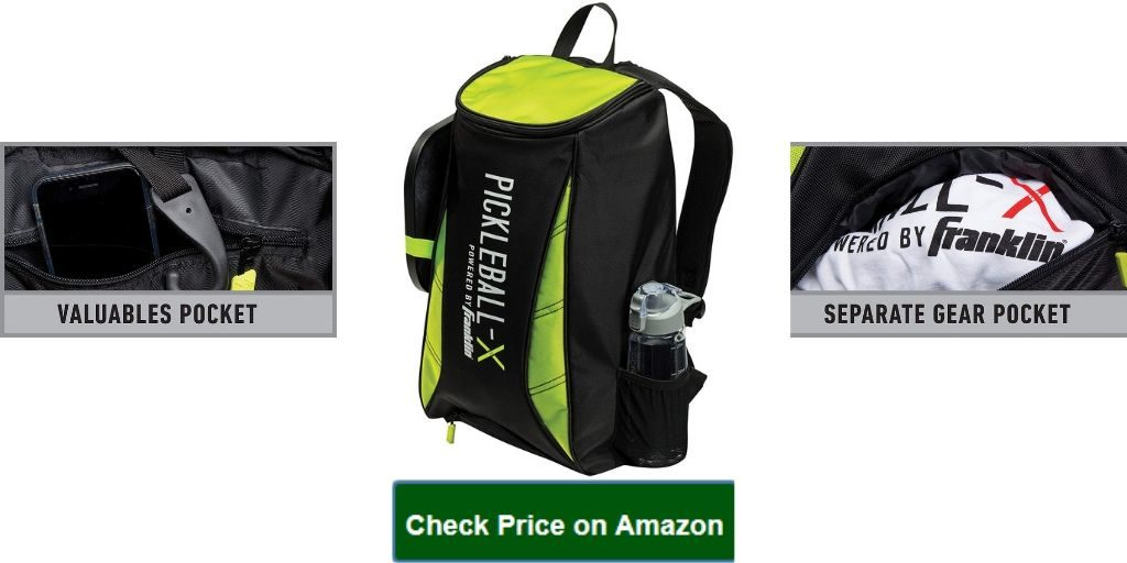 Franklin Sports Deluxe Competition Pickleball Bag