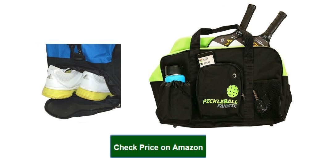 Pickleball Central Pickleball Fanatic Duffel Bag Reviews