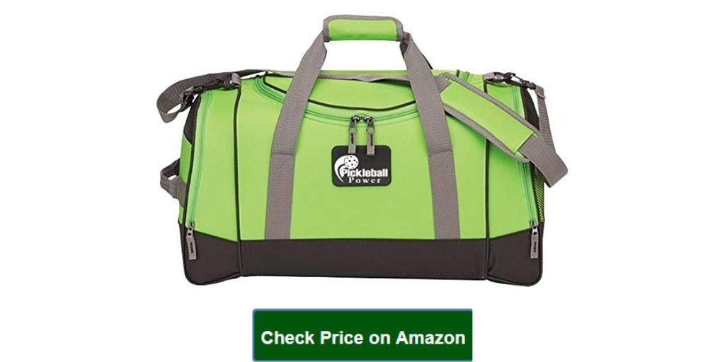 Pickleball Marketplace Deluxe Sports Duffel Bag