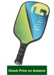 GAMMA Poly Core Pickleball Paddle_ Pickle Ball Paddles for Indoor & Outdoor Play - USAPA Approved Racquet for Adults & Kids