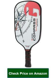 Gamma Sports NeuCore Poly Core Pickleball Paddle - Compass, Shard, Legend