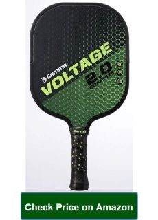 Gamma Sports voltage 2.0 Pickleball Paddles reviews