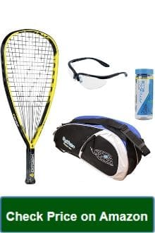 Deluxe Racquetball Racquet Starter Kit Set Review