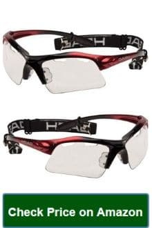 HEAD Racquetball Goggles-Anti-Fog & Scratch Resistant Protective Eyewear
