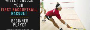 best racquetball racquet for beginners