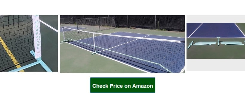 Best USAPA Portable Pickleball Net System 22 feet