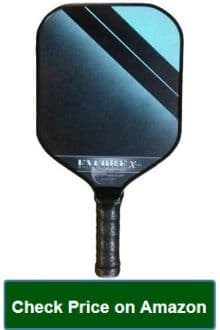 Encore X Series Pickleball Paddle Reviews aka Black Series
